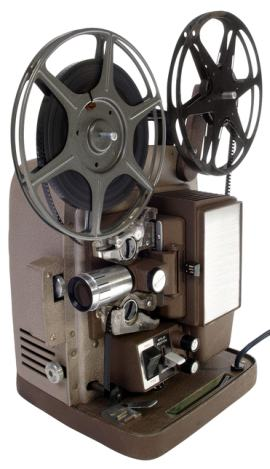 Super8 bis 16mm Filmtransfer