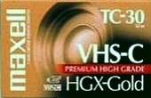 VHS-C Filmtransfer